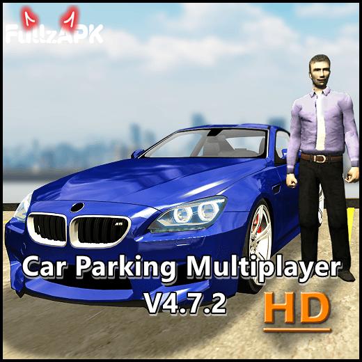 Car Parking Multiplayer V4.7.2