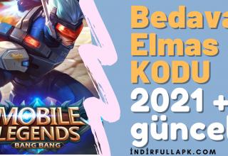 Mobile Legends Elmas Kodu 2021