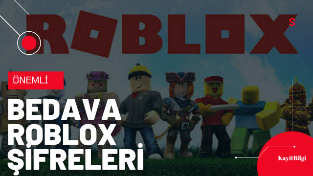 Robux 2021 ile Ücretsiz Roblox Hesapları