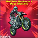 Mad Skills Motocross 3 MOD APK indir v0.7.6