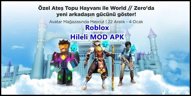 roblox apk robux hilesi android oyun club