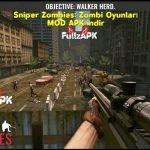Sniper Zombies Para Hileli MOD APK [v1.28.0]