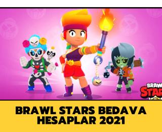 Brawl Stars Bedava Hesaplar