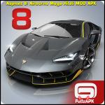 Asphalt 8: Airborne Mega Hileli MOD APK [v5.6.0i]
