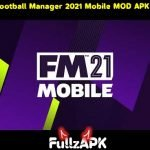 Football Manager 2021 Mobile MOD APK [v12.2.0]
