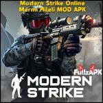 Modern Strike Online Mermi Hileli MOD APK [v1.44.0]