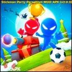 Stickman Party Para Hileli MOD APK [v2.0.3]