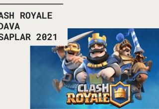 Clash Royale Ücretsiz Hesaplar
