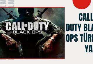 Call of Duty Black Ops 2 Güncel Türkçe Yama İndir