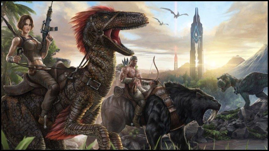 Ark: Survival Evolved Nasıl Hile Yapılır?
