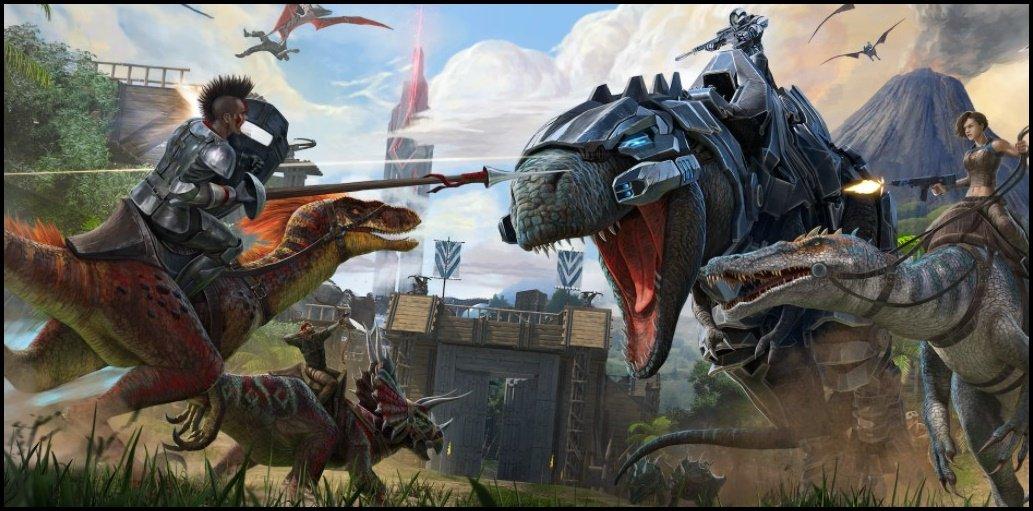 Ark: Survival Evolved Hileleri ve Oyun Kodları